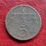 5 геллеров 1931  Чехословакия    ($7.1.4)~, фото №2