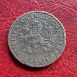 5 геллеров 1931  Чехословакия    ($7.1.4)~, фото №4