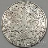 Польща 50 грошей, 1923 фото 2