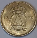 Швеція 50 ере, 1973 фото 2