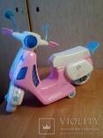 Оригинальный скутер для Куклы Nancy. FAMOSA, фото №4