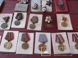 Комплект наград на героя ст лейтенанта с доками, фото №6