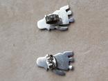 Серебряные серьги, фото №5