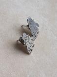 Серебряные серьги, фото №7