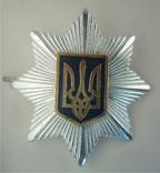Кокарда поліції, фото №2