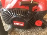 Бензопила MTD, фото №6