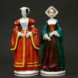 Генрих VIII Тюдор с женами. Sitzendorf, Германия фото 5