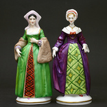 Генрих VIII Тюдор с женами. Sitzendorf, Германия фото 7