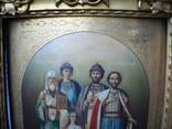 Икона святых, фото №5