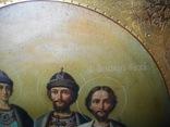 Икона святых, фото №9