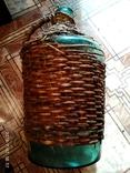 Бутыль с остатками оплета, фото №2