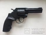 Револьвер Альфа 440 под патрон Флобера + кобура, фото №2