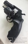 Револьвер Альфа 440 под патрон Флобера + кобура, фото №3
