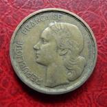 10 франков 1951 В  Франция    ($7.2.22)~, фото №3