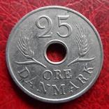 25  эре  1967  Дания   ($7.3.17)~, фото №3