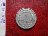 1 франк 1946 В  Франция     ($7.4.28)~, фото №4