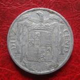 10 сантим 1945 Испания (7.4.30)~, фото №3
