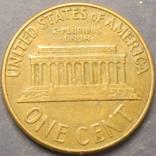 1 цент США 1959, фото №3