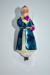 Елочная игрушка Дед Мороз, СССР, фото №2