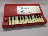 Электронная музыкальная игрушка Гномик, фото №6