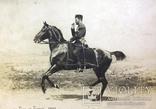 Император Николай II Александрович скачет на коне., фото №2