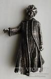 шахматная фигура царя изготовлена по индивидуальному заказу, фото №2