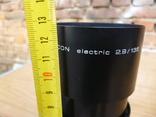 Обєктива PENTACON - Electric 2.8/135 MC, фото №4