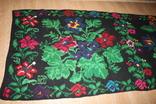 № 185 Буковинський вовняний килим 1958 року  6.60м. ковёр доріжка, фото №4