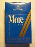 Сигареты MORE  LIGHTS