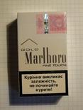 Сигареты Marlboro GOLD FINE TOUCH фото 2
