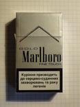Сигареты Marlboro GOLD FINE TOUCH