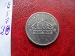 1  крона  2012  Швеция   (5.7.20), фото №4
