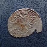 Полугрош  серебро   ($9.1.15)~, фото №3