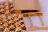 Золотой браслет 583, фото №6