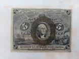 5 центов 1863, фото №2