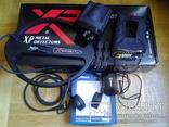 XP Gold Maxx Роwer (катушка 30х36см) + беспроводные уши