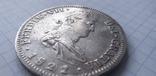 Монета 8 реалов 1821 года - Мексика - Фердинанд VII, фото №3