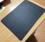 Чёрная бумага А4 для оформления коллекции, 50 листов