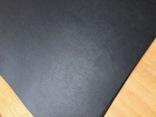 Чёрная бумага А4 для оформления коллекции, 50 листов фото 5