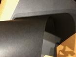 Черная бумага 50 листов А4 формат фото 1