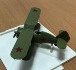 Самолеты СССР И-16 и И-153, фото №12