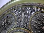 Старинная бронзовая Фруктовница ( AB. PARIS ), фото №7