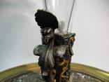 Старинная бронзовая Фруктовница ( AB. PARIS ), фото №9