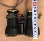 Старинный бинокль., фото №2