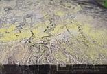 Картина Абстракция. Солнце в пещере. 50 х 40 см, фото №4