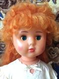 Большая кукла СССР рост 66 см из коллекции, фото №3