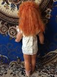 Большая кукла СССР рост 66 см из коллекции, фото №4