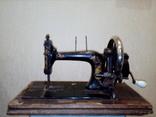 Швейная машинка Зингер с оригинальной инструкцией, фото №3