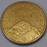 Словенія 50 євроцентів, 2007, фото №2