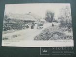 Виды Малороссии: Улица в селе, фото №2